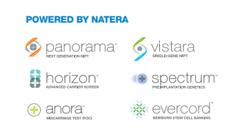 powered by natera