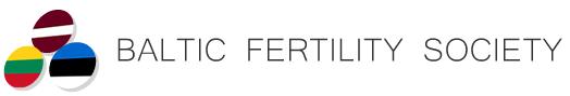 Baltic Fertility Society logo