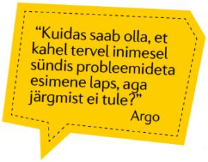 Argo imestab ja kahtleb