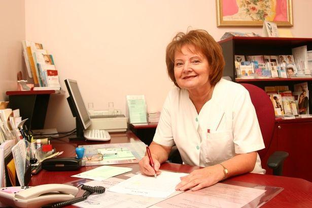 endokrinoloog-naistearst Maie Väli