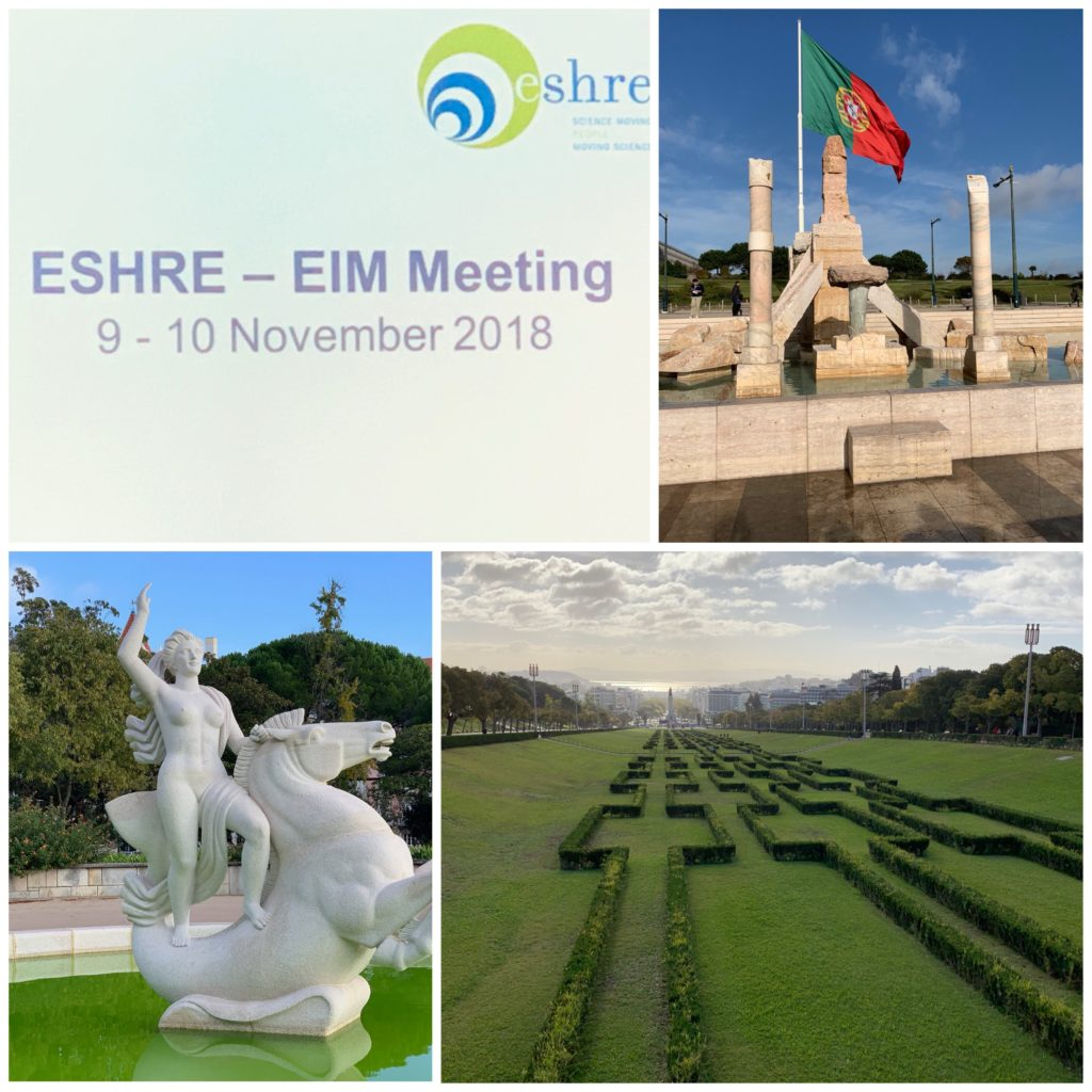 ESHRE - EIM meeting 9-10 november 2018
