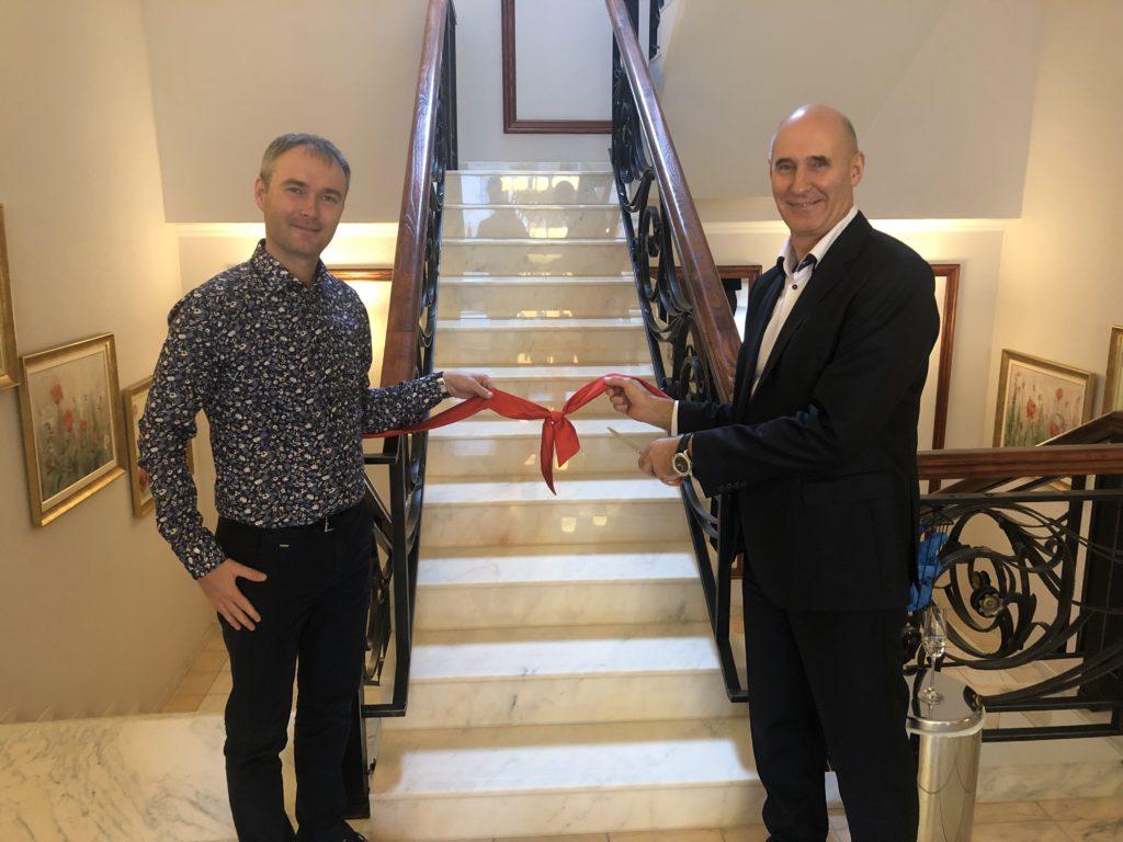 Elite kliiniku kolmanda korruse avasid Andrei ja Deniss Sõritsa 8. märtsil 2019