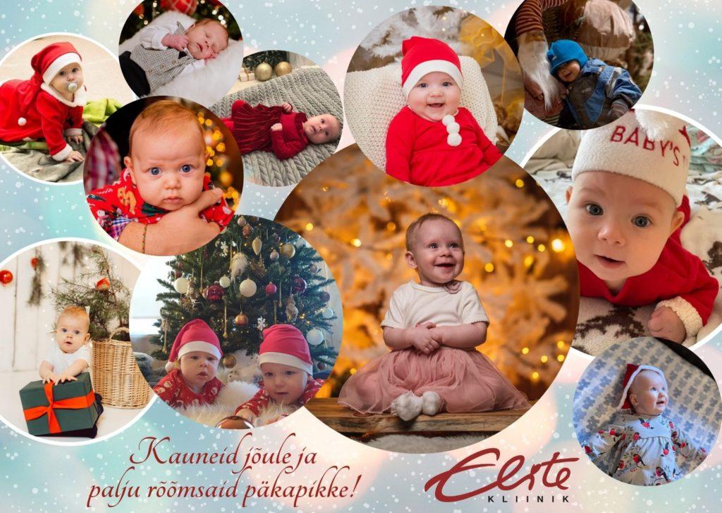 -Elite kliinikult kauneid jõule 2020